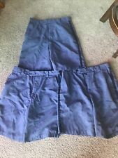 3 Pairs of Women's USPS postal Uniform Shorts size 12