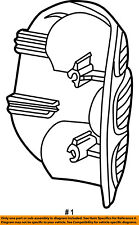 Ford Oem 01-03 F-150-Taillight Tail Light Lamp Assy Right 1L3Z13404Ca