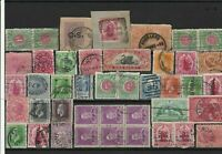 australia  and new zealand early stamps  ref r12413
