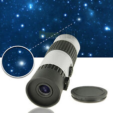 Mini Compact Pocket Monocular 55X Zoom Camping Hiking Hunting Telescope Outdoors