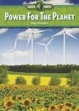Puissance de la planète (notre terre verte) par des plies, Anne