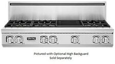 "Viking Professional 7 Series 48"" Gas Rangetop - VGRT7486GSS"