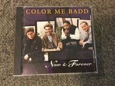 Now & Forever by Color Me Badd (CD, May-1996, Giant (USA))-vgc-used-Music Club