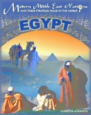 Egypt (Modern Middle East Nations and Their Strategic Place in the) by Aykroyd,