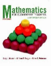 Mathematics for Elementary Teachers: A Contemporary Approach, 5th Edition