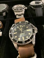Rolex Style 5513 Submariner Large Dome