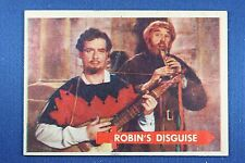 1957 Topps - Robin Hood - #30 Robin's Disguise - Excellent+++ Condition