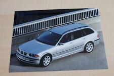 SV0684) BMW 3er Reihe E46 Touring Pressefoto 1999