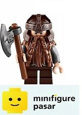 dim007 Lego The Hobbit and The Lord of the Rings 71220 - Gimli Minifigure w Axe
