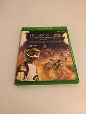 Monster Energy Supercross 2 Xbox One UK Spiel ** Kostenlose UK Versand **