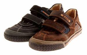 Sabaria by Richter Kindersneaker Sneaker Leder Schuhe Junge 44.7200