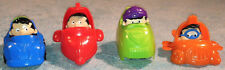 1993 McDonald's Happy Meal Toys - BOBBY'S WORLD - Complete Set (4)  cake toppers