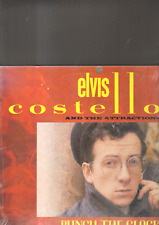 ELVIS COSTELLO and the attractions - punch the clock LP