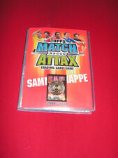 Match Attax SAMMELMAPPE 2008/2009 FAST KOMPLETT PLUS OPTION MIT MEISTERSCHALE