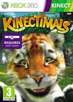 Kinectimals ~ XBox 360 Kinect Game (in Great Condition)