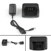 1Set Desktop Battery Charger For TYT MD-380 Two Way Radio USA Plug US