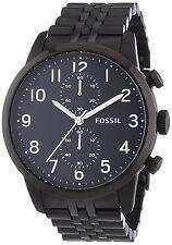 Fossil Herren-Armbanduhr XL Chronograph Quartz Edelstahl FS4877  UVP 169€
