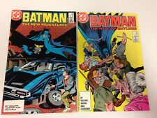 Batman #408 4098 410 1987 New origin of Jason Todd (Robin)
