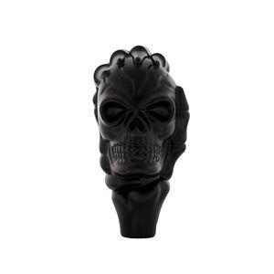 Black Skull Skeleton Hand Shift Knob Hot Rod Rat Rod Street Muscle Car Universal