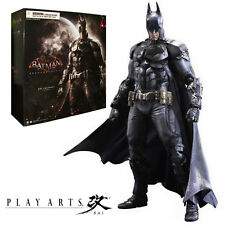 "10"" PLAY ARTS KAI SQUARE ENIX BATMAN ARKHAM KNIGHT ACTION FIGURE KID GIFTS TOY"
