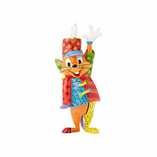 Disney Romero Britto DUMBO the Flying Elephant's TIMOTHY MOUSE Figurine 4058177