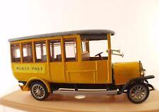 DIANO Italie autobus Magirus Württ Post 1919 Neuf en boite 18,5 cm
