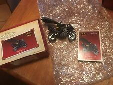 Hallmark Keepsake Ornament: THE BATCYCLE - Batman - Dated 2005