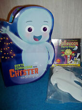 HALLOWEEN (CD) / NORTH SCARINGHAM MEETS CHESTER FROM BIRMINGHAM (BOARD BOOK)...