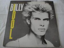 BILLY IDOL DON'T STOP VINYL LP ALBUM 1981 CHRYSALIS RECORDS MONY MONY, BABY TALK