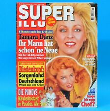 Super Illu 6-1997   30.01.1997 Antje Garden Tamara Danz Puhdys Kurt Biedenkopf