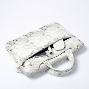 """Marble Laptop Case Bag Sleeve Pouch For MacBook Air Pro Notebook 11"""" 13"""" 14"""" 15"""""""