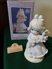 Precious Moments You Are My Happiness Figurine #526185 Mint w/box
