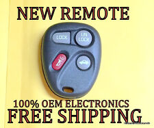 NEW GM CHEVY CADDY BUICK PONTIAC OLDS KEYLESS ENTRY REMOTE FOB KOBUT1BT 25665575
