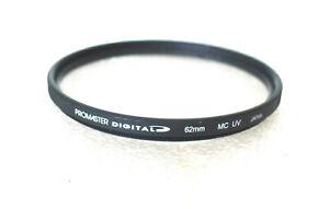 62mm PROMASTER Digital MC Slim UV Filter - PERFECT LN