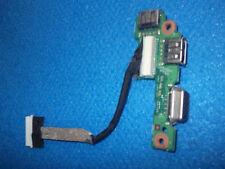 conector de VGA + USB dell inspiron M5010 P10F