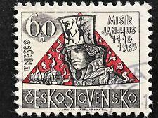 1965 60h Czechoslovakia Stamp