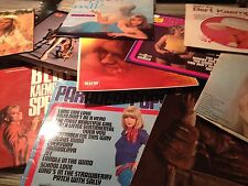 JOB LOT OF 40 CHEESECAKE/SEXY SEMI NUDE SLEEVE LPs-#i4-FREE UK P&P-BARGAIN!!!!!!