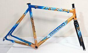 Rare Colnago Dream Geo 54cm X 53cm Road Bike Frame w/ Force Carbon Fork