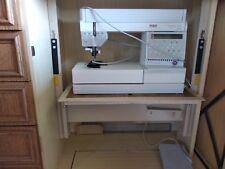 Pfaff Näh-Stickmaschine creative 1473 mit Schrank diversem Zubehör gebraucht