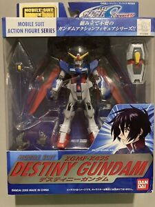 Bandai Mobile Suit Gundam Fighter Destiny Gundam Action Figure MSIA
