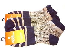 6 Pairs Mens Cotton Athletic Sports Socks, New Style Ankle high Boys Mens Terry