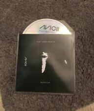AVICII ft. Chris Martin (Coldplay) - Heaven - Rare Brazilian CD Promo