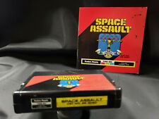 Space Assault for Radio Shack Tandy TRS-80 Color Computer 26-3060 w/Manual