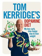 Tom Kerridge's Dopamine Diet Recipe Cook Book Low-Carb Lose Weight **PDF BOOK**