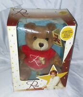 1998 Reba Mcentire Collectible Limited Edition Plush Reba Teddy Bear