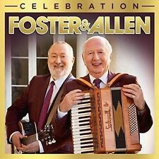 Foster & Allen - CELEBRATION (40th Anniversary) | NEW & SEALED CD
