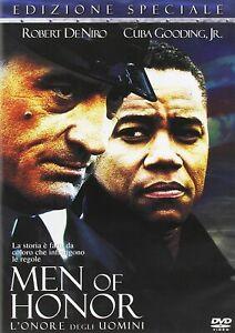 MEN OF HONOR - Robert De Niro - 2000 - SE - DVD nuovo sigillato [dv69]