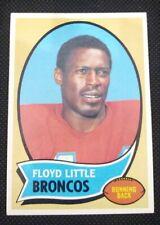 Floyd Little 1970 Topps Football Card (NFL Hall of Famer)