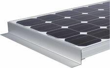 Kit Panel Solar 140W 12v 1506x660 Mono Placa Soporte Cable Autocaravana Camper