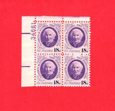 SCOTT # 1399 Dr. Elizabeth Blackwell Issue U.S. Stamps MNH - Plate Block of 4
